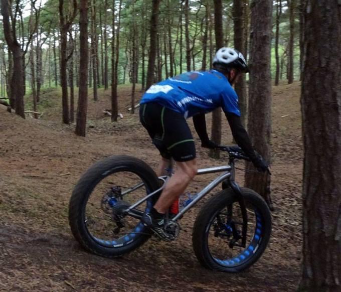 Travers Bat Fastard Fat Bike